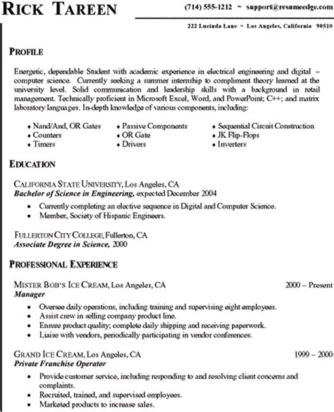 high resumes for college admissions resume template for university student