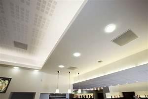 Corniche Plafond Platre : faux plafond en pl tre corniche decoration plafond ~ Edinachiropracticcenter.com Idées de Décoration