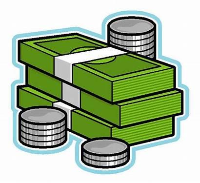 Money Clip Clipart Cliparts Signs Lots Link