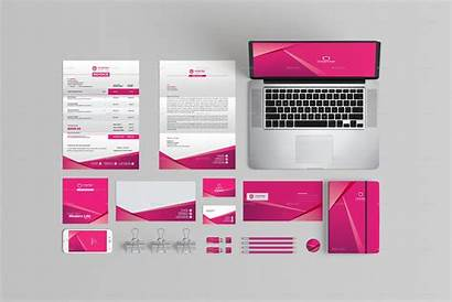 Examples Branding Business Samples Source Indesign