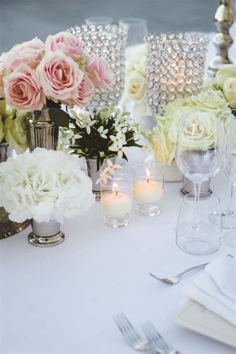 shabby chic wedding reception wedding reception tables reception table and shabby chic on pinterest
