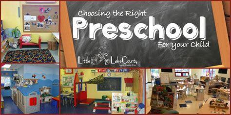 choosing preschool choosing the right preschool for your child lake 645