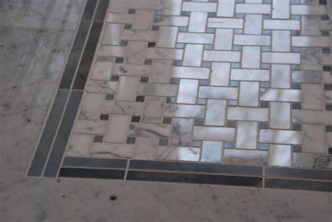 basketweave subway marble basketweave tile bathroom traditional with polished