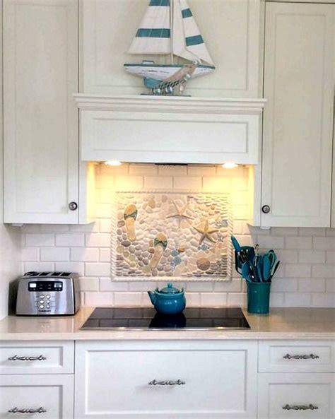 nautical tiles kitchen coastal kitchen backsplash ideas with tiles 1055
