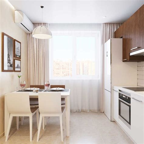 Дизайн кухни 8 кв м фото Кухня 8 метров в современном