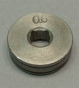 Chicago Electric Mig Welder Wire Feed Drive Roller Roll