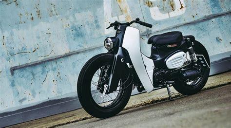 speed honda super cub   sikkest moped