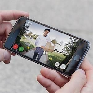 Türsprechanlage Funk Video : ring funk video t rsprechanlage video doorbell x 720 pixel wlan mit wpa2 verschl sselung ~ Orissabook.com Haus und Dekorationen
