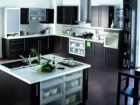 cuisine couleur wengé 15 cuisines bois au top de la tendance 2013