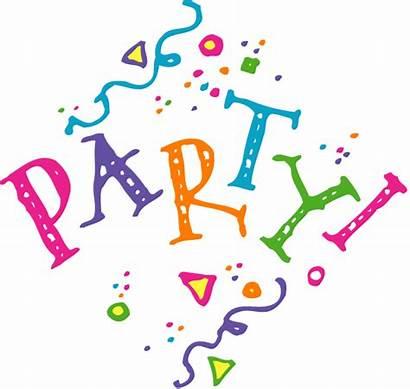 Celebration Clip Party Clipart Let Clipartcow Clipartix