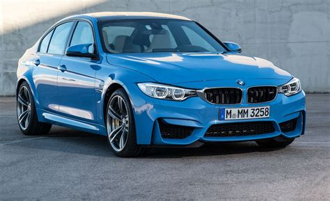 2016 Bmw M3 Photos And Info