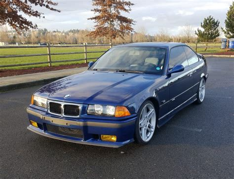 Bmw M3 1995 by 1995 Bmw M3 5 Speed For Sale On Bat Auctions Sold For
