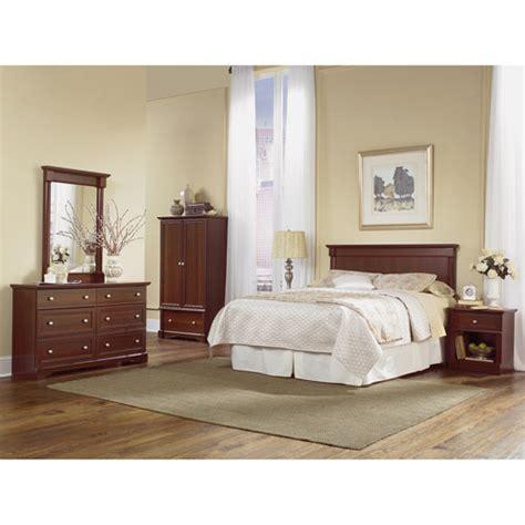 sauder palladia 5 piece bedroom set walmart com