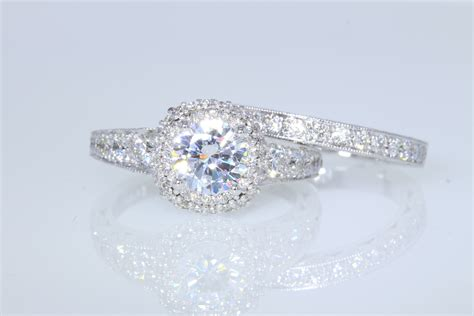 tacori blooming ht2516cu halo pave engagement ring out new wholesale