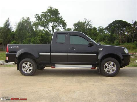 Tata Xenon Picture by Tata Xenon Crew Cab Launched The Downgraded Variant Of