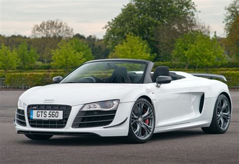 Audi R8 by Used Audi R8 Gt Spyder 2012 2012 Review Parkers