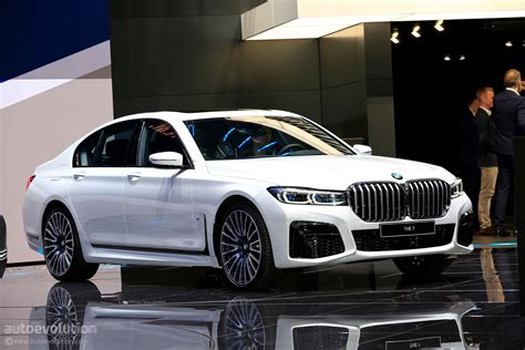 2020 Bmw 7 Series Look Dignified In Geneva