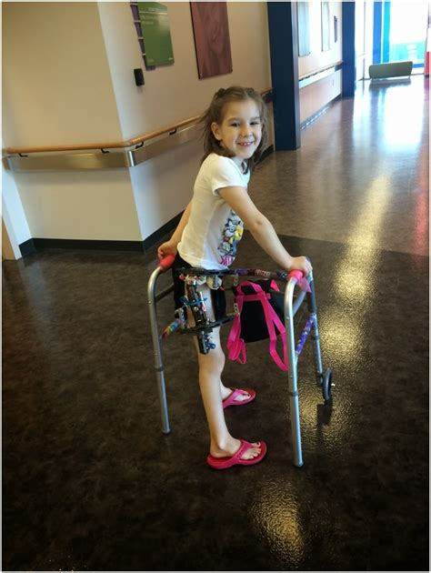 Avas Journey With Perthes Disease Its Hour By Hour