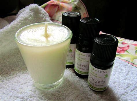 candele da massaggio candela da massaggio vegan ricette vegane