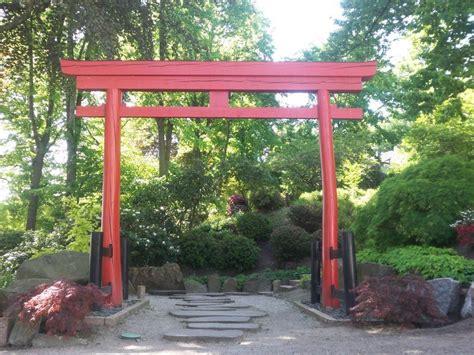 Japanischer Garten In Kaiserslautern Bilder by Bild Quot Tor Direkt Hinter Dem Haupteingang Quot Zu Japanischer