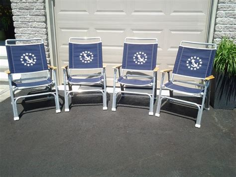 Boat Deck Chairs by Boat Deck Chairs For Sale Outside Ottawa Gatineau Area Ottawa