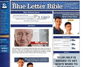 blue letter bible classic imagen donde honrren a padre websites books 13392