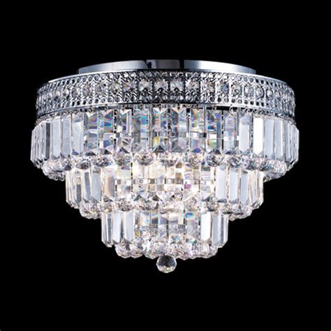 Dale Tiffany GH10039 Crystal Bradford Flush Mount Ceiling