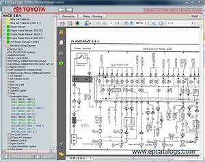 Hiace Wiring Diagram