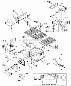 Delta 36-540 Parts List And Diagram