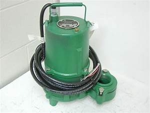Hydromatic Spd100mh4 New Submersible Sump  Effluent  Sewage