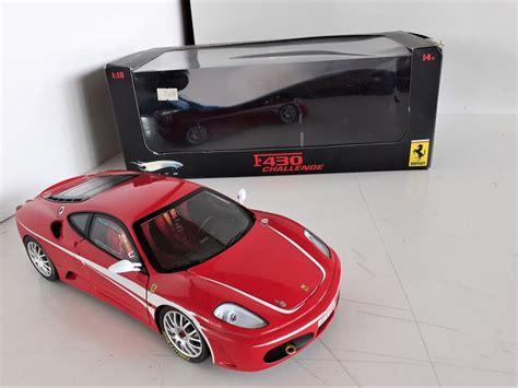 2010 hw racing #06 toys 'r us exclusive. Hot Wheels - 1:18 - Ferrari F430 Challenge - Catawiki