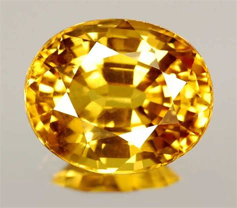 the of yellow sapphire