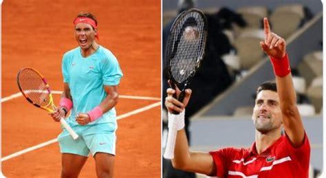 Djokovic beats Tsitsipas in five sets to book French Open ...
