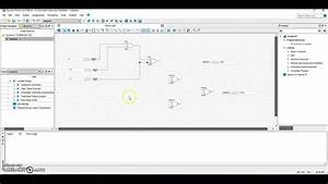 Creating A Schematic Diagram In Quartus Prime Lite Edition