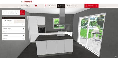 Configurer Votre Envie En 3d Et Simuler Votre Cuisine Avec