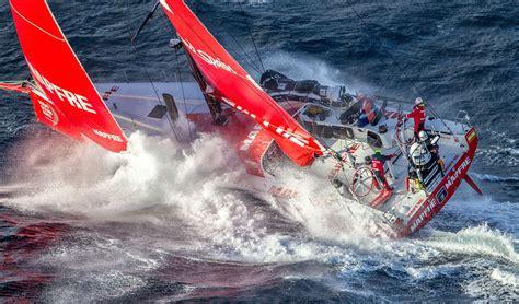mapfre    volvo ocean race challenge