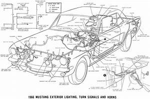 1966 Mustang Wiring Diagram Dashboard
