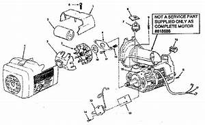 Craftsman 113197210 Radial Arm Saw Parts