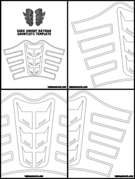 gauntlet template gauntlets build tutorial the foam cave