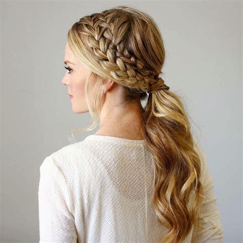best 25 fancy ponytail ideas on pinterest