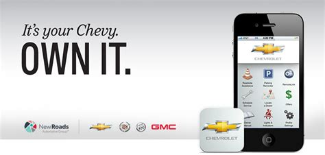 myChevrolet App   Car Tips