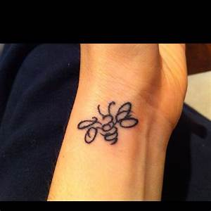 Honey Bee | Tattoos | Pinterest | Design, I love and In ...