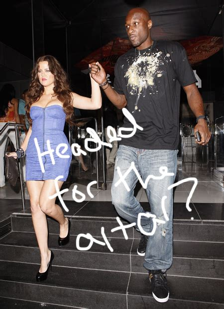 Khloe and Lamar Getting Married On Sunday! - Perez Hilton