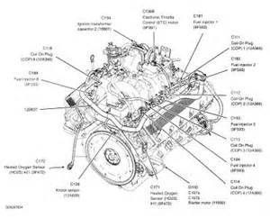 similiar ford 5 4 engine parts diagram keywords 04 ford f 150 5 4 engine diagram image wiring diagram engine