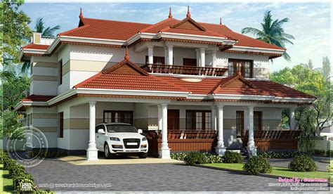 Beautiful Kerala Home Design  Home Kerala Plans