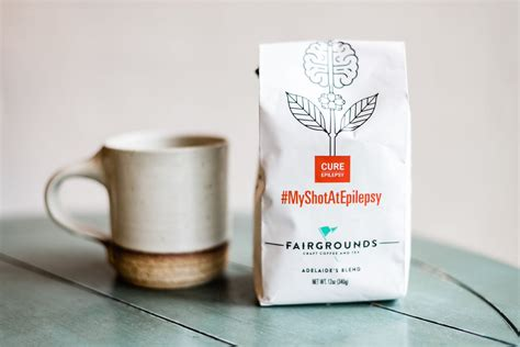 """But we love the play on words, too. Fairgrounds Coffee on Twitter: """"EXCITING NEWS! Adelaide's Blend is now available for purchase ..."""