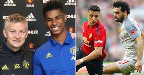 Marcus Rashford is now within the Premier League's 10 ...