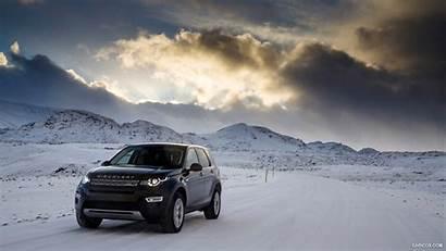Rover Discovery Land Snow Barolo