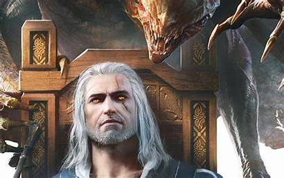Witcher Series Tv Wallpapers Backgrounds Movies Geralt
