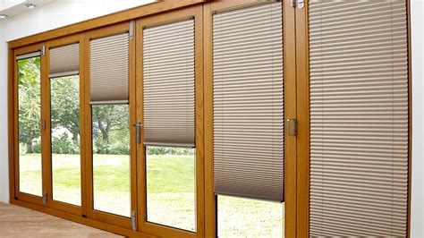 lowes patio doors with blinds wooden folding doors lowe s patio doors